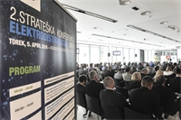 2. Strateška konferenca elektrodistribucije Slovenije - sporočilo za medije