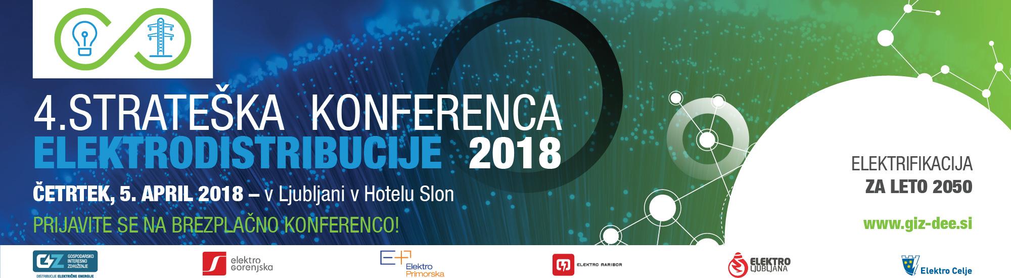 Strateška konferenca elektrodistribucije